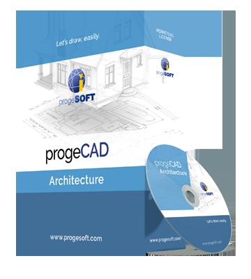 progeCAD Architecture 1