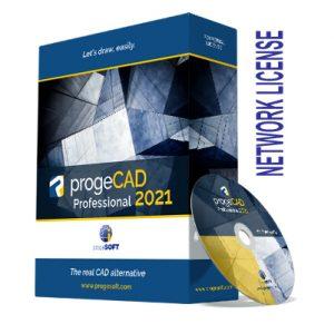 progeCAD 2021 network license