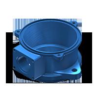 3D NX Modeling 4Ctech