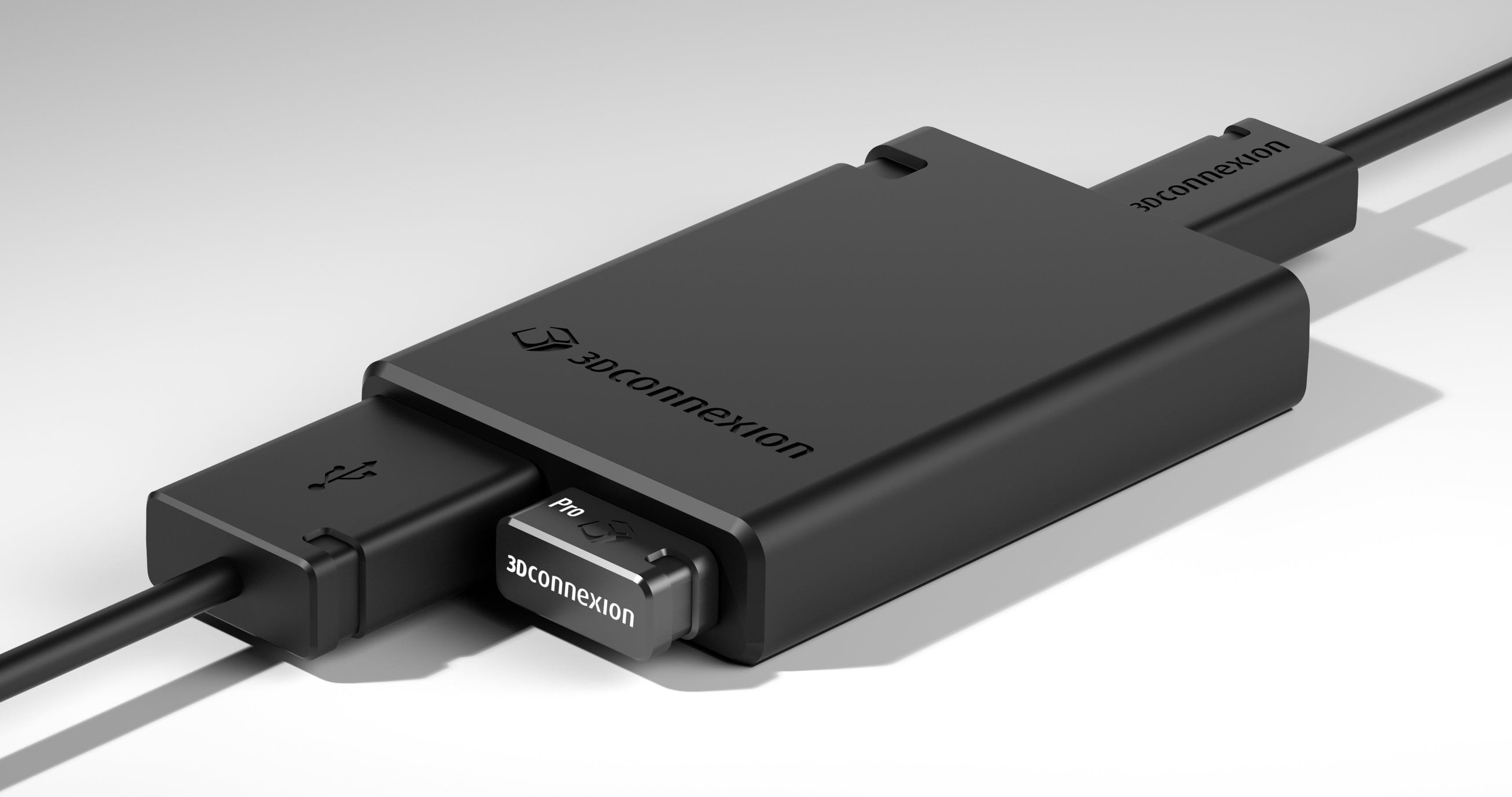 3Dconnexion USB Hub Right Iso Receiver