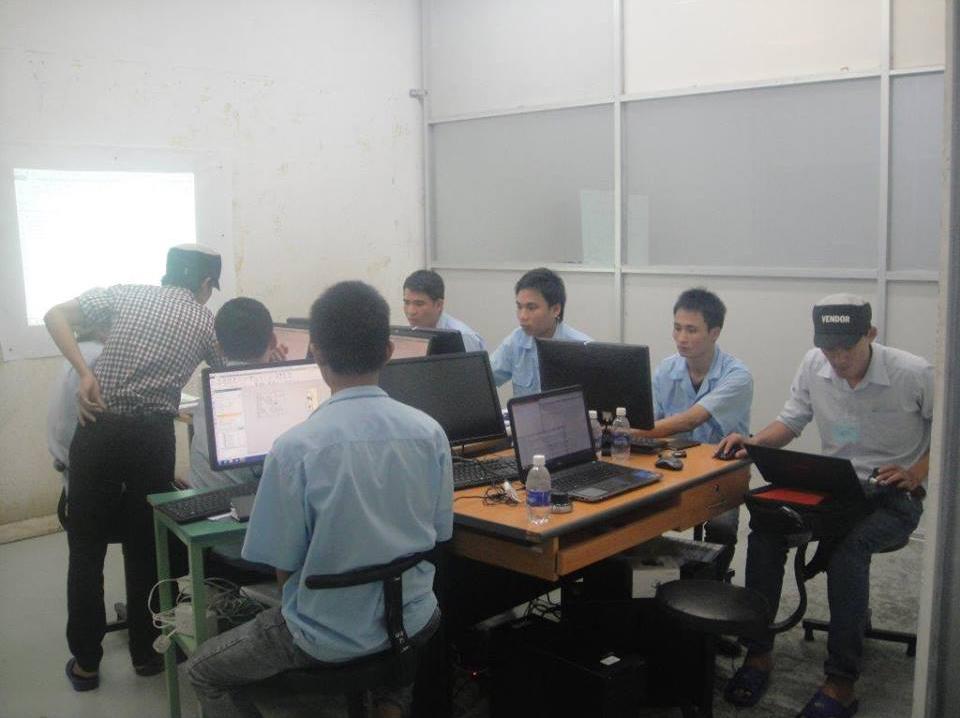 NX CAD 4Ctech Foster