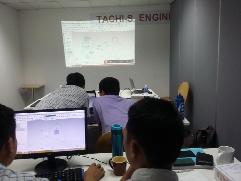 NX CAD 4Ctech Tachi s