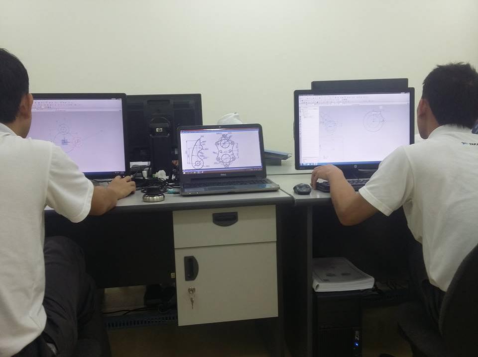 NX CAD 4Ctech Takahata