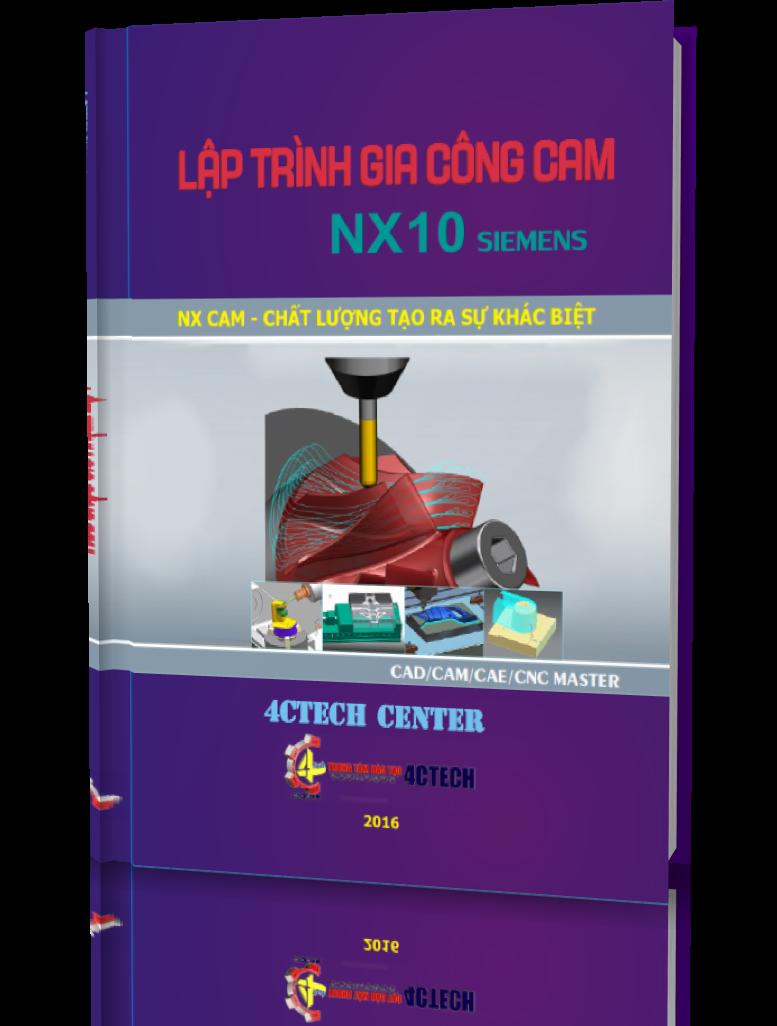 NX CAM Book 1