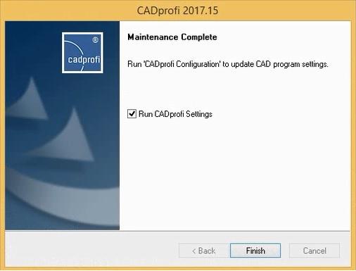 cai cadprofi free 8