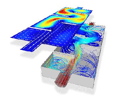 fluid simulation 1