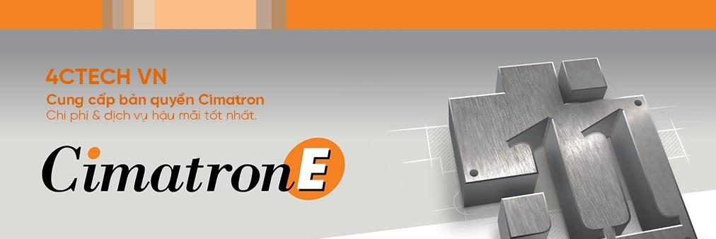 Tổng hợp] Download Cimatron E13, Cimatron E11, E9, E8, E7
