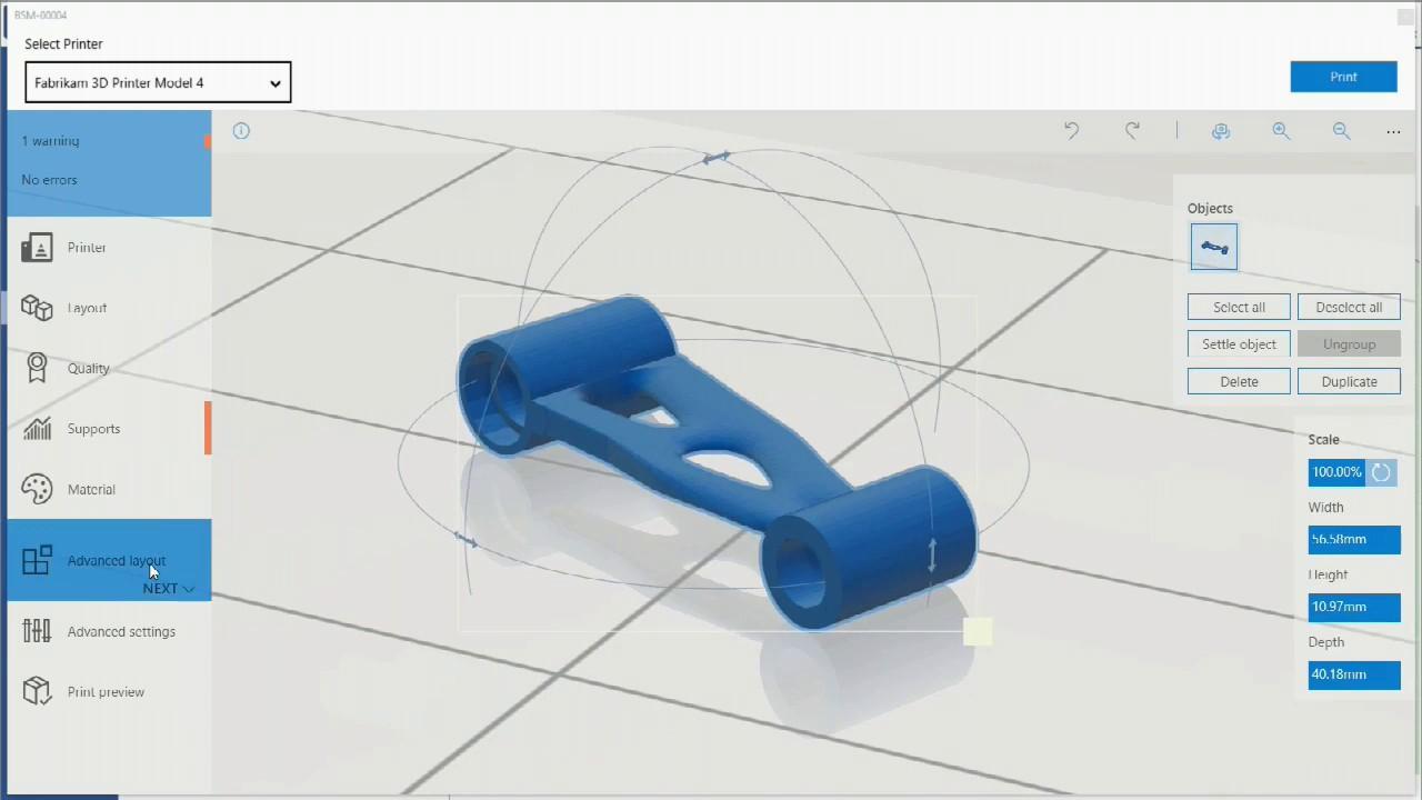 SolidEdge Print 3D