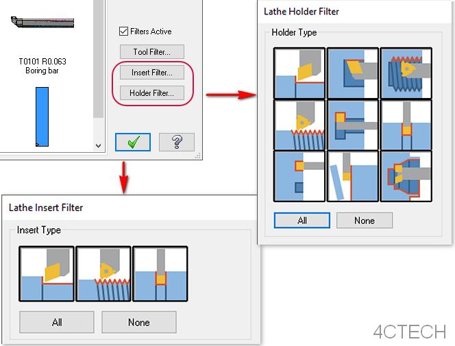 Mastercam 2020 3DTools Filters 4ctech