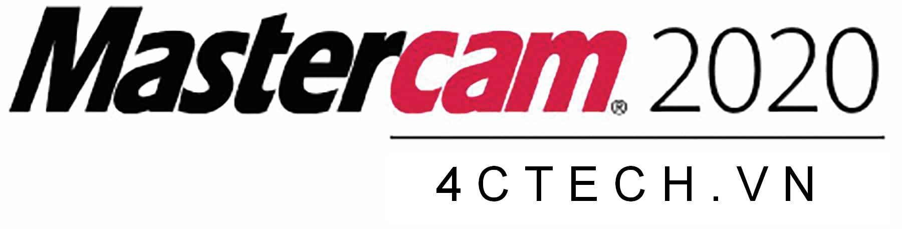 Mastercam 2020 4ctech