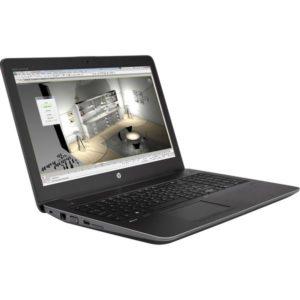 laptop hp zbook 15 g41