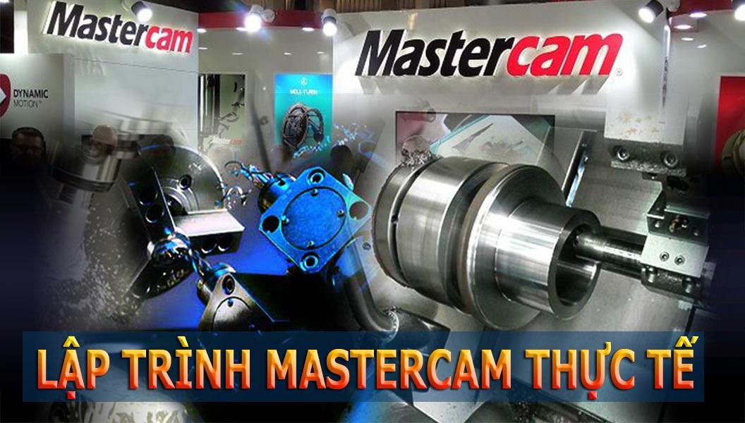 Dao tao mastercam
