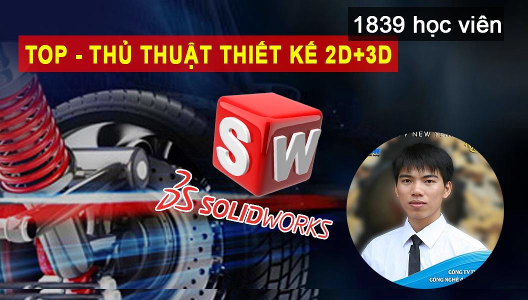 Khoa hoc SolidWorks NTB