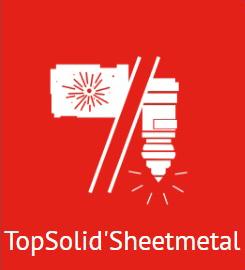 Topsolid sheetmetal