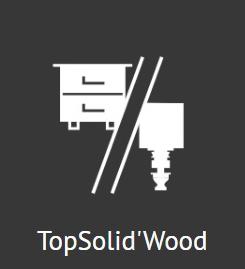 Topsolid wood