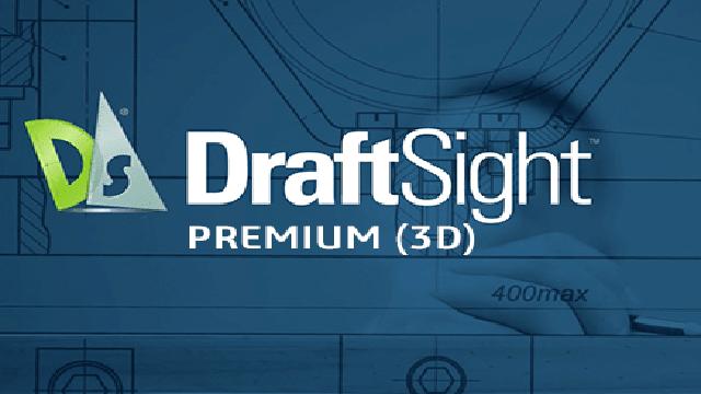 dassault systemes draftsight premium 2019