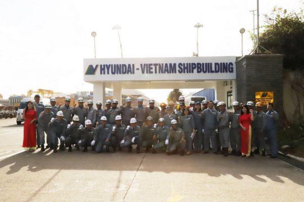 Hyundai Vietnam Shipbuilding
